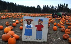 Lewis County Halloween The Pumpkin Patch Centralia,Washington