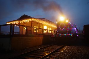 Centralia Railroad and Museum's Polar Express