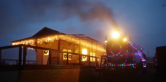Centralia Railroad and Museum's Polar Express