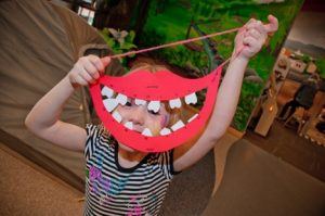 Dental Health Month at Hands On @ Hands On Children's Museum | Olympia | Washington | United States