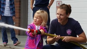 Fire Rescue Spectacular! @ Hands On Children's Museum | Olympia | Washington | United States
