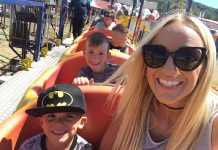 summer fun in Lewis County