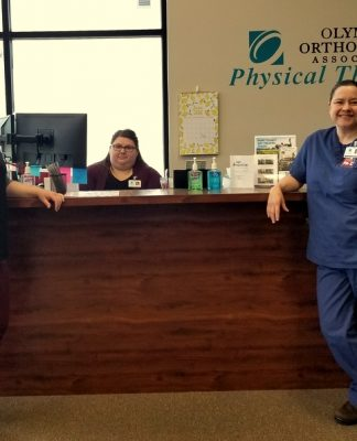 Olympia Orthopaedic Associates'Rapid Care Clinic