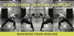 Maximize Your Midline: Strengthen Sustain Support Workshop Series with Sara @ Embody Movement Studio | Centralia | Washington | United States