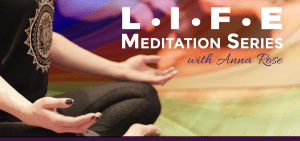 L.I.F.E. Meditation Series @ Embody Movement Studio | Centralia | Washington | United States