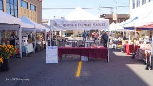 Friday Farmers Market @ Boistfort Street Downtown Chehalis | Washington | United States