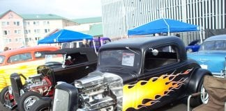 show 'n Shine at the shores