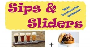 Sips & Sliders @ Flood Valley Brewing & Craft Taphouse | Chehalis | Washington | United States