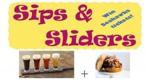 Sips & Sliders @ Flood Valley Brewing & Craft Taphouse | Chehalis | Washington | United States