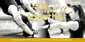 Flow It Together: Yoga Master Class with Katie Calihan @ Embody Movement Studio | Centralia | Washington | United States