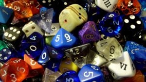 Dungeons & Dragons (and more) For Teens @ Vernetta Smith Chehalis Timberland Library | Chehalis | Washington | United States