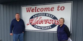 Alderson's Awards West Printwares