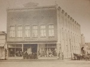 As Old as Chehalis: 136 Years with Brunswig's Shoe Store