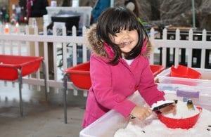 Ice Adventures! @ Hands On Children's Museum | Olympia | Washington | United States