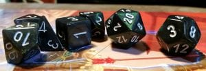 Dungeons & Dragons for Teens @ Vernetta Smith Chehalis Timberland Library
