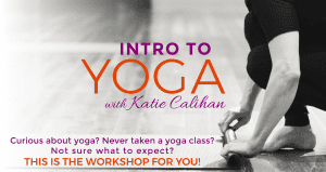 Intro to Yoga @ Embody Movement Studio