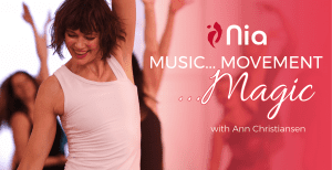 Music... Movement... Magic: with Ann Christiansen @ Embody Movement Studio