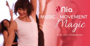 Music... Movement... Magic: with Ann Christiansen @ Embody Movement Studio