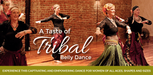 A Taste of Tribal Belly Dance @ Embody Movement Studio