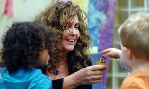 Candyce Bollinger: Discipline @ Hands On Children's Museum