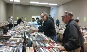 AAUW Used Book Sale @ Lewis County Mall