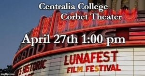 Lunafest @ Corbet Theater, Washington Hall, Centralia College