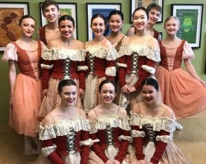 Studio West's Coppelia Ballerinas @ Hands On Children's Museum