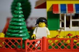 Lego Crew @ Vernetta Smith Chehalis Timberland Library