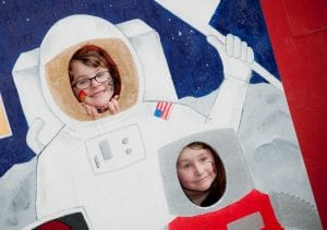 First Friday Night: Blast Off to Space! @ Hands On Children's Museum