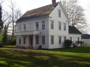 """New Church"" ~ June Bride @ Historic Borst Home Museum"