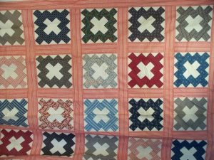 Friendship Quilts ~ Signature Blocks @ Historic Borst Home Museum