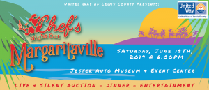 United Way of Lewis County Chef's Night Out @ Jester Auto Museum &  Event Center