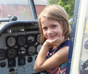 Climb Aboard a Huey Helicopter @ Hands On Children's Museum