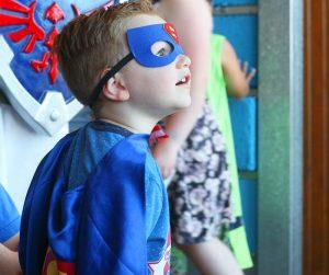 Superhero Days @ Hands On Children's Museum
