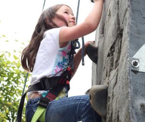 Climb the Crows Nest Rock Wall @ Hands On Children's Museum