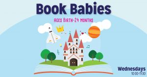 Book Babies @ Vernetta Smith Chehalis Timberland Library