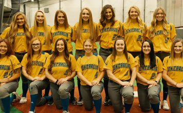 Centralia College Fastpitch