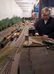 Lewis County Model Railroad Club
