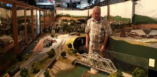 Lewis County Model Railroad Club