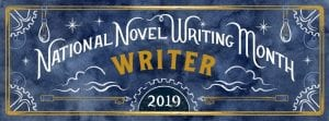 NaNoWriMo- Write in! @ Vernetta Smith Chehalis Timberland Library