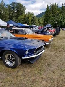 Cars Shows and Rod Runs