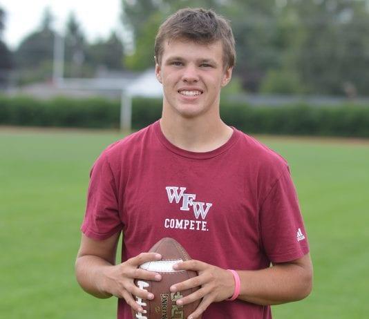 Chehalis W.F. West quarterback