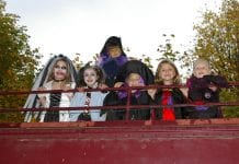 Chehalis-Centralia Railroad 2019 Pumpkin Train