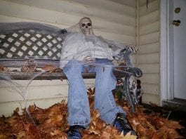 Halloween in Lewis County