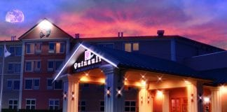 Quinault Beach Resort and Casino Halloween