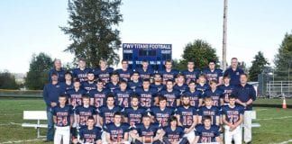 Pe Ell Willapa Valley Titans