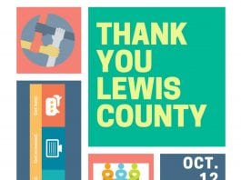 Thank You Lewis County