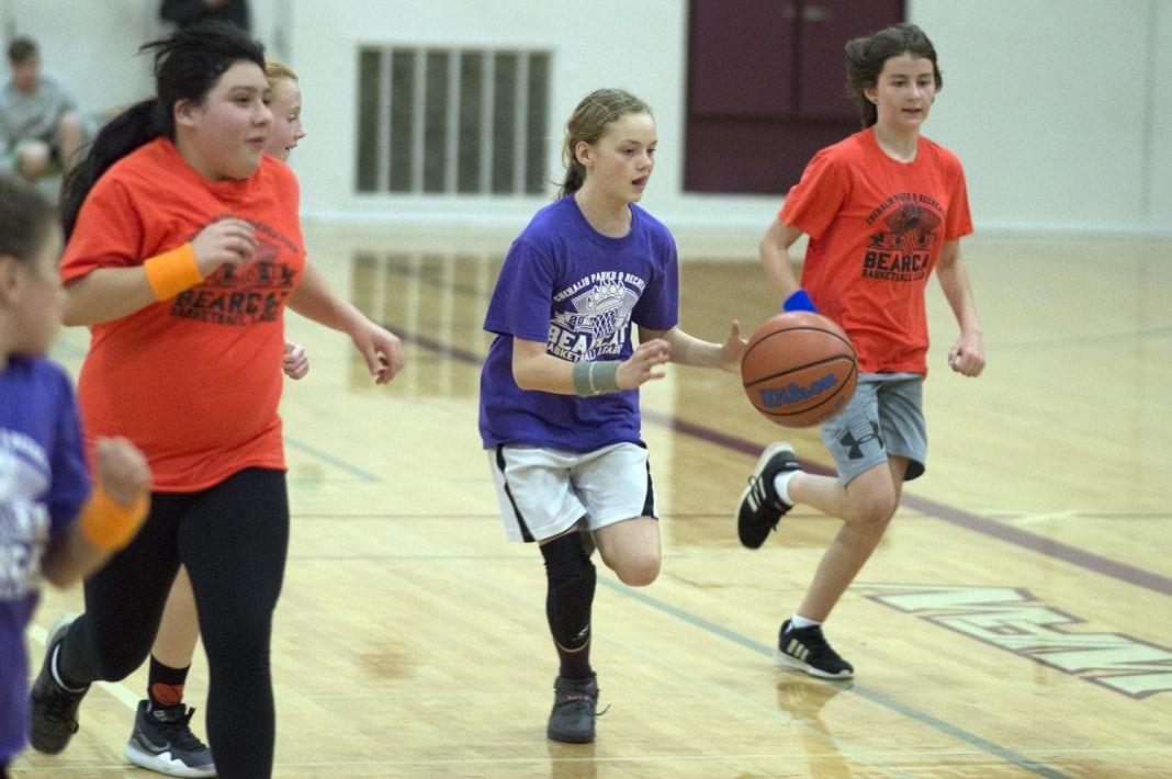Chehalis Youth Basketball