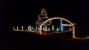 Holiday Lights Lewis County