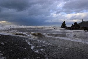 Storm Watch Grays Harbor Coast